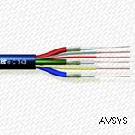 Flexibilis VGA kábel